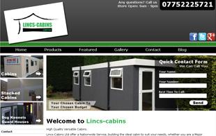Lincs Cabins