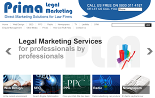 Prima Legal Marketing